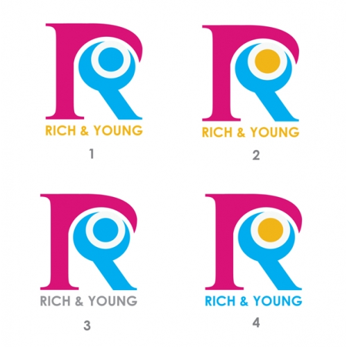 Rich and Young Logo Design